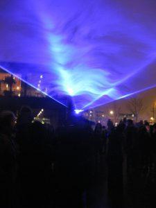 Waterlicht at Lumiere London